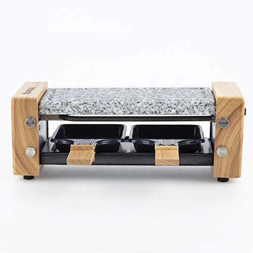 H.KOENIG WOD2 Raclette-Gerät, Holz
