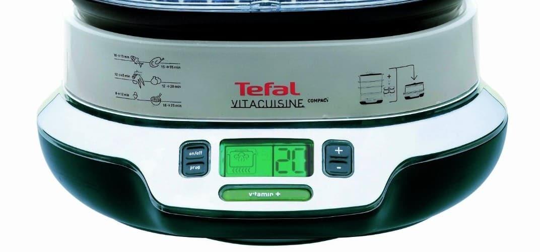 Tefal Dampfgarer Vitacuisine Compact VS4003