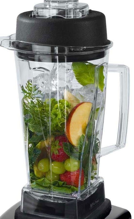Yayago Smoothie Maker BPA frei 2l
