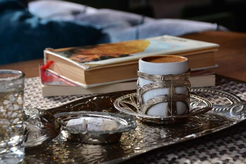 Türkische Kaffeemaschine