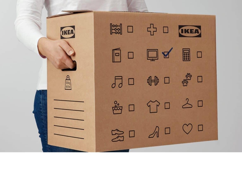 Ikea Umzugskartons