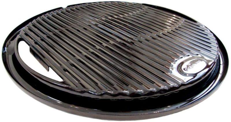 Grillrost mit Fettablauf