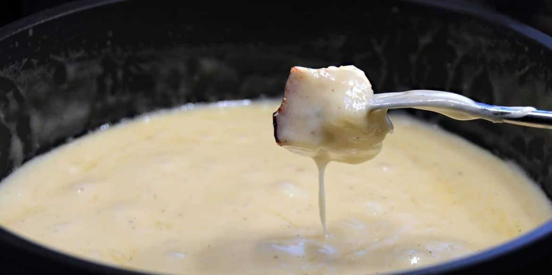 Käsefondue Topf