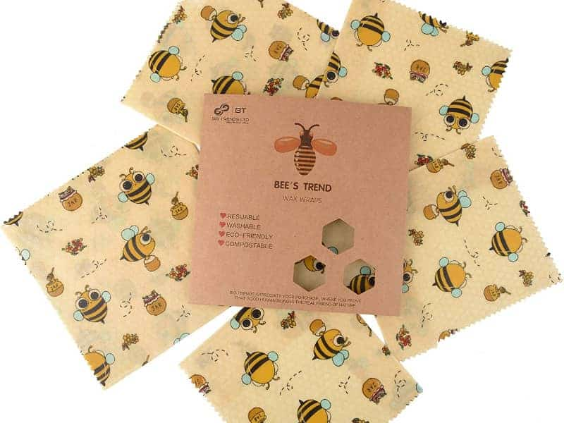 Bienenwachstuch Pflege