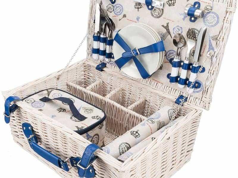 Luxus Picknickkorb